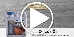 WOCA Colour Öl Videoanleitung
