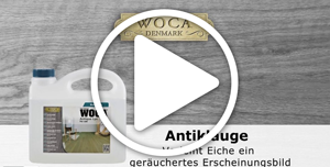 WOCA Antiklaufe Videoanleitung