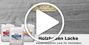 WOCA Holzboden Lacke Videoanleitung