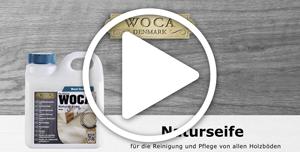 WOCA Naturseife Videoanleitung