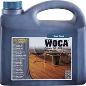 Woca Colouröl Nr. 102 - Dunkelbraun -, 2,5 Liter