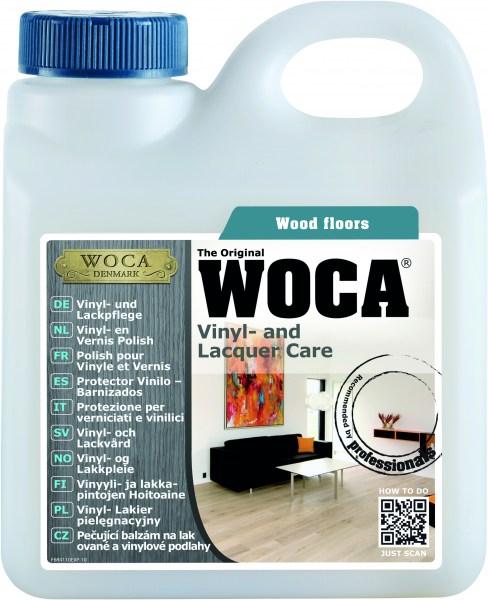 Woca Vinyl- und Lackpflege, 1,0 Liter