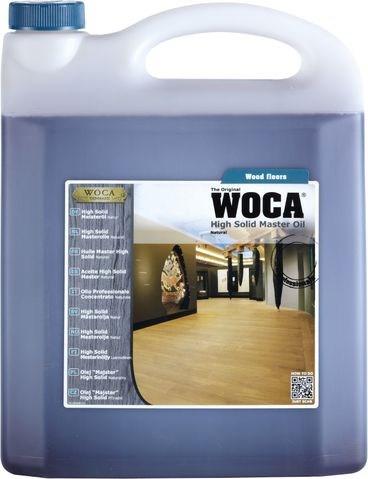 Woca High Solid Meisteröl Natur, 2,5 Liter