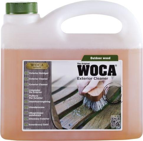 Woca Exterior Cleaner, 2,5 Liter