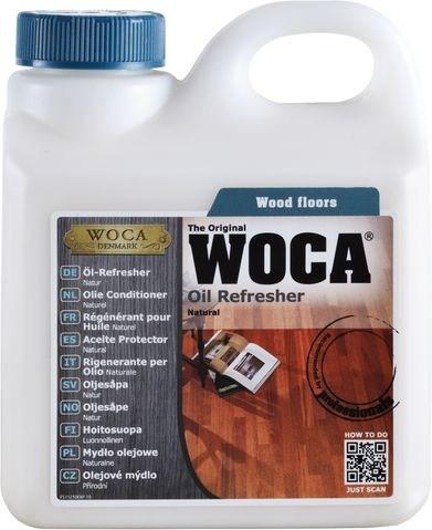 Woca Öl-Refresher Natur, 1,0 Liter