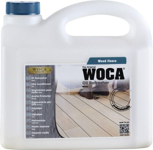Woca Öl-Refresher Weiß, 1,0 Liter