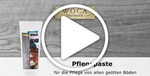 WOCA Pflegepaste Videoanleitung