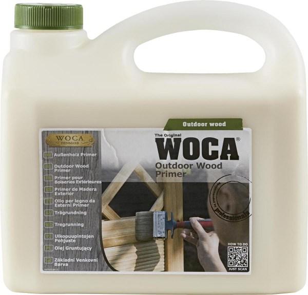 Woca Außenholz-Primer 2,5 Liter
