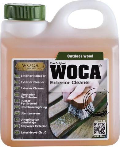 Woca Exterior Cleaner, 1,0 Liter